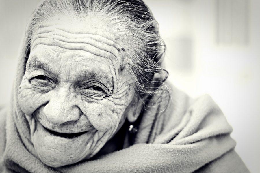 Non bisogna avere paura di invecchiare
