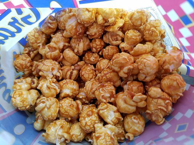 Deliziosi popcorn