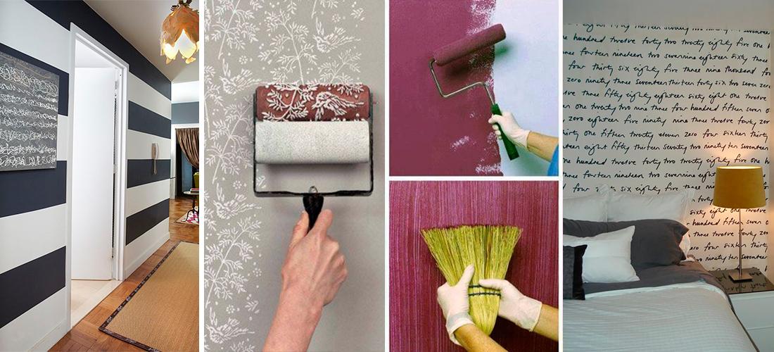 Se siete alla ricerca di alcune idee per rendere la vostra abitazione più originale, oggi vi mostriamo 10 idee per dipingere le pareti di casa vostra