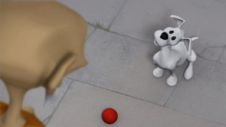 Immagini del cortometraggio