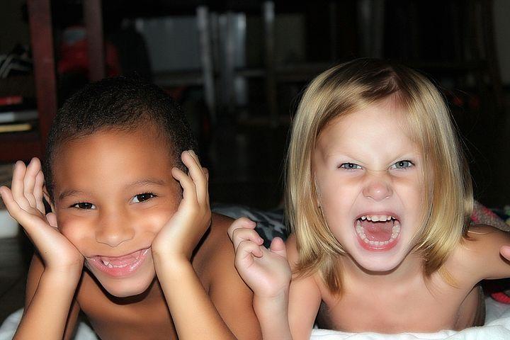 Bambini e capricci