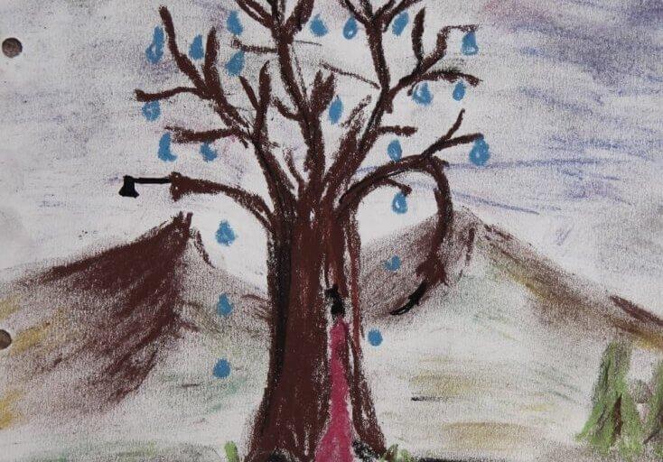 Ecco come funziona il test dell'albero di Karl Koch