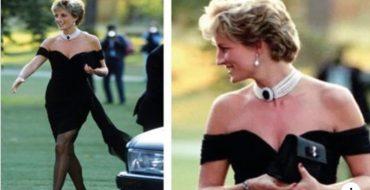 """Lady Diana e """"il vestito della vendetta"""": la storia dell'abito che l'ha segnata"""