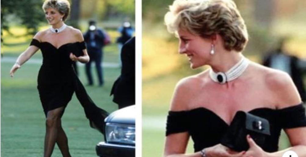 """Photo of Lady Diana e """"il vestito della vendetta"""": la storia dell'abito che l'ha segnata"""