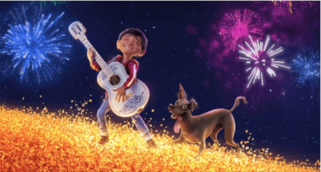 """""""Coco"""" - un film magico da guardare con la propria famiglia!"""
