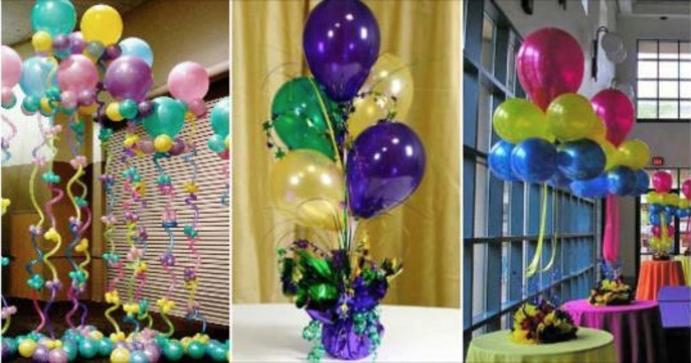 Le più belle decorazioni con i palloncini - Rendi la tua festa indimenticabile