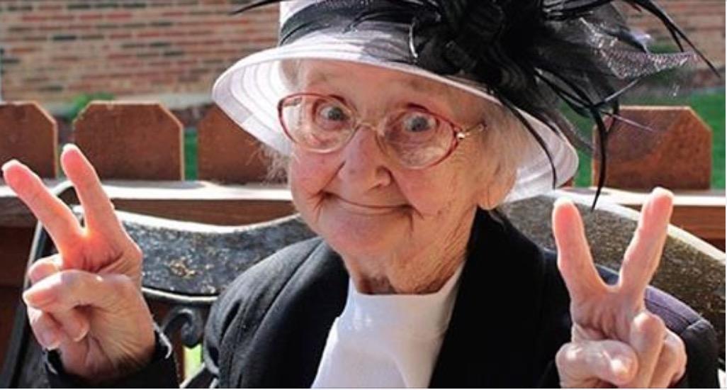 """Uno studio rileva che """"l'aroma della nonna"""" inizia dopo i 30 anni"""