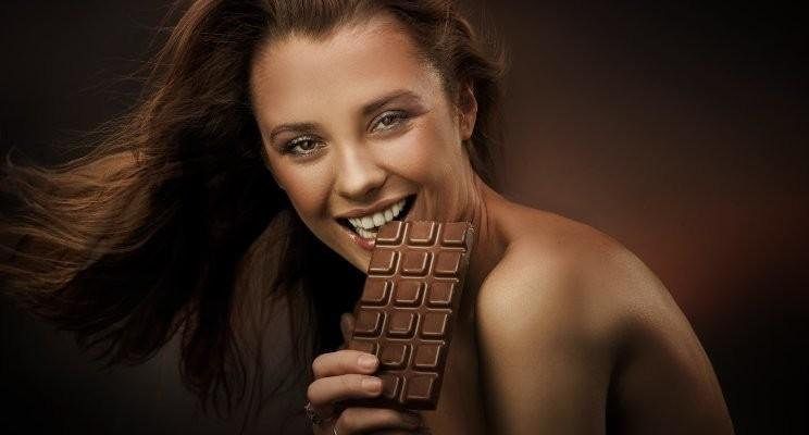 Il cioccolato fondente è il segreto della longevità
