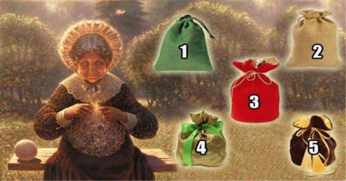 scegli una borsa