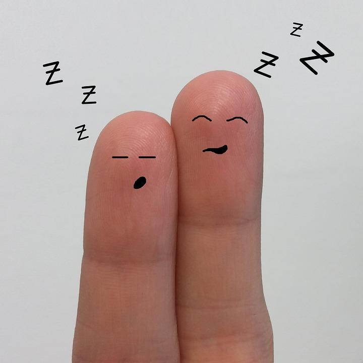 posizione in cui dormi