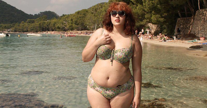 Photo of Sono una donna taglia forte che osa indossare un bikini per la prima volta