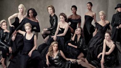 Le donne che vestono di nero sono insicure?