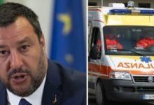 Photo of Matteo Salvini in ospedale. Colto da un malore, il leader della Lega