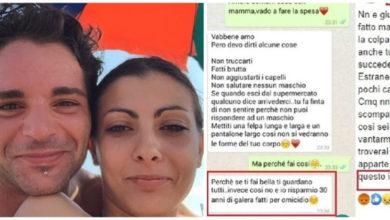 """Photo of """"Copriti o ti uccido"""", le scrive su whatsapp. Poi la strangola"""