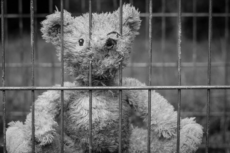 Prigioniere del male oscuro