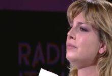 """Photo of Emma Marrone """"Sono una donna distrutta """" e piange in diretta"""
