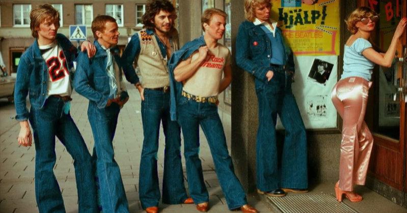 Moda anni 70. Quando ci si vestiva in modo più cool