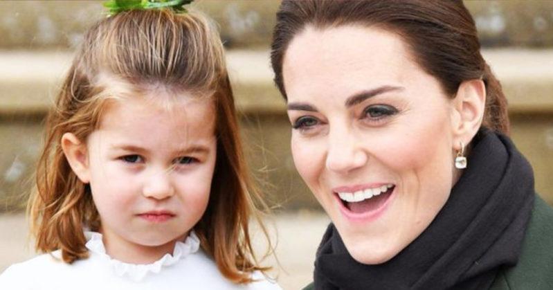 Kate incinta del quarto figlio. Lo rivela Charlotte