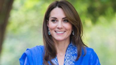 Photo of Kate Middleton in Pakistan. Viaggio rischioso, ma la duchessa incanta con il suo look da favola