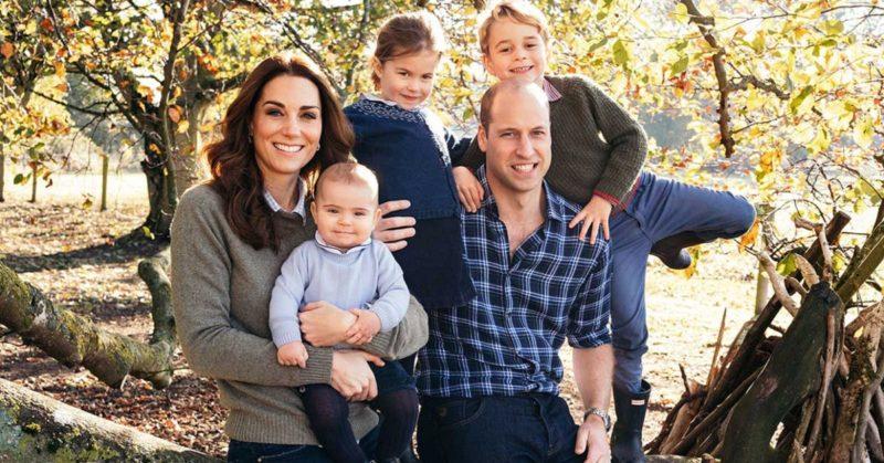 Kate incinta del quarto figlio
