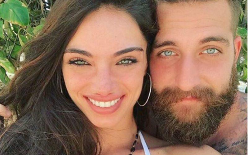 Lorella Boccia aggredita con il marito Niccolò Presta