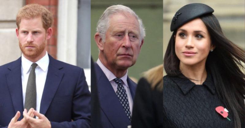 Meghan e Harry, scoppia la crisi e Carlo s'infuria