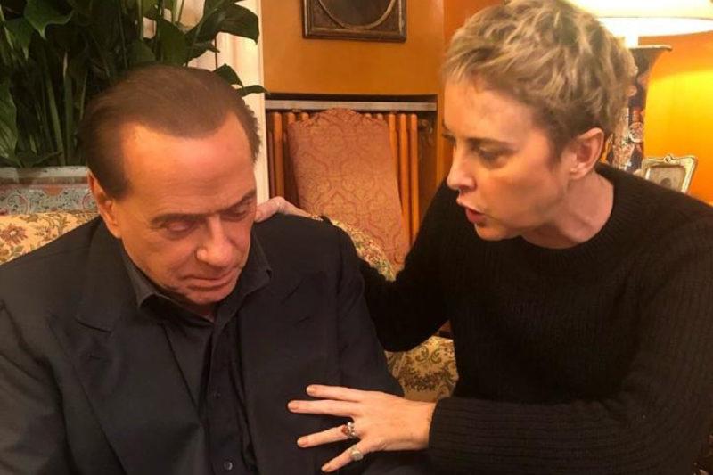 Nadia Toffa grata a Berlusconi