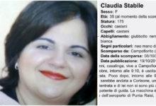 Photo of Claudia Stabile è scomparsa dopo una telefonata al marito. Le ricerche continuano