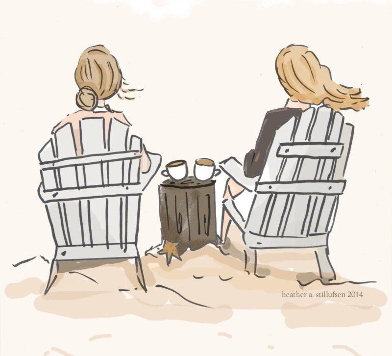L'amicizia tra donne è una medicina naturale contro lo stress