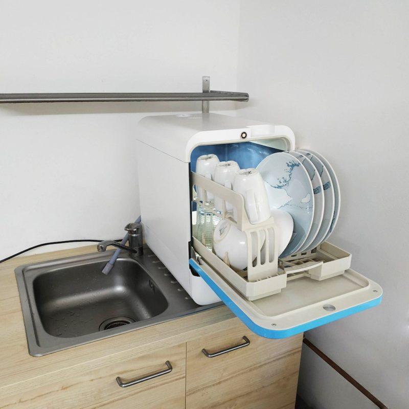 Bob, la mini lavastoviglie