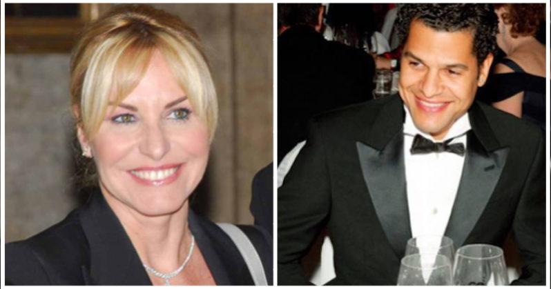 Antonella Clerici accusata dall'ex marito