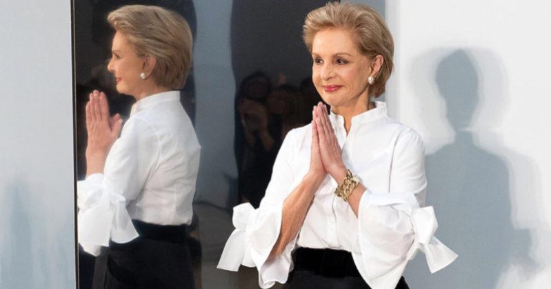 Cosa non indossare dopo i 40 anni. I consigli di Carolina Herrera