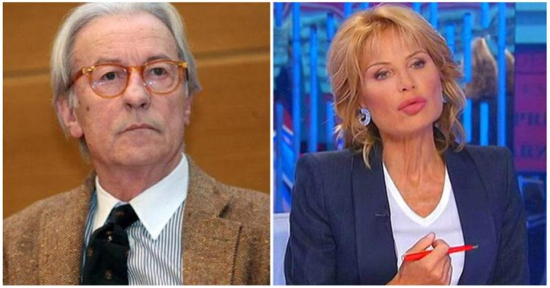 Vittorio Feltri risponde a Lilli Gruber e le dà un suggerimento