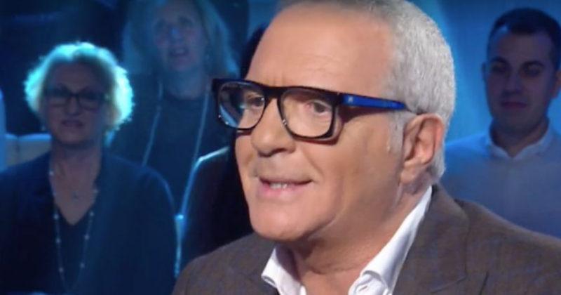 Giorgio Panariello, il suo dramma a Domenica In