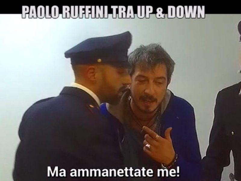 Paolo Ruffini disperato