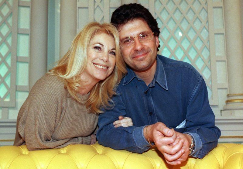 Rita Dalla Chiesa racconta il suo divorzio con Fabrizio Frizzi