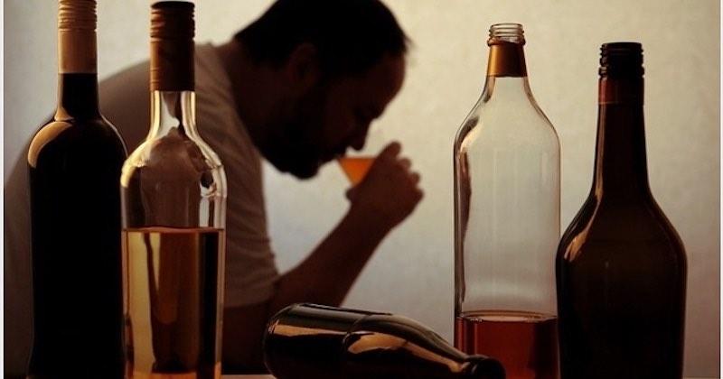 Alcol mostra il vero carattere