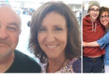 Photo of Madre, padre e figlio, malati di tumore, ma in 3 forme diverse. E combattono insieme