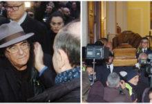 Photo of Ai funerali di mamma Jolanda al Bano canta in chiesa per lei una canzone struggente