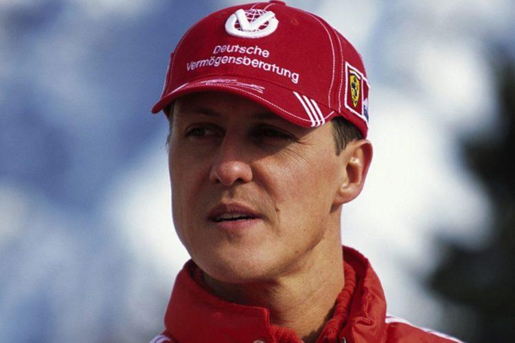 Michael Schumacher, il messaggio criptico della moglie