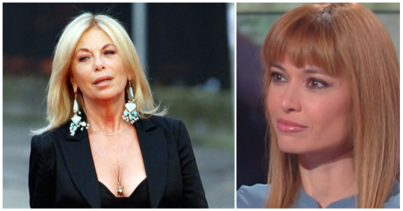 Rita Dalla Chiesa contro Carlotta Mantovan. Le critiche sui social