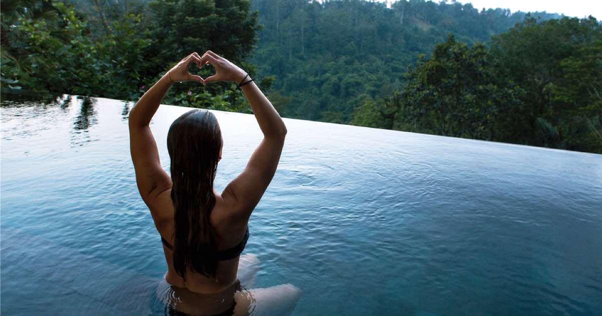 L'acqua, la terapia naturale antistress