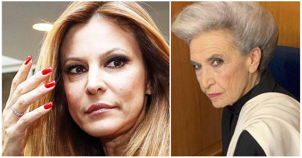 Lite Adriana Volpe e Barbara Alberti
