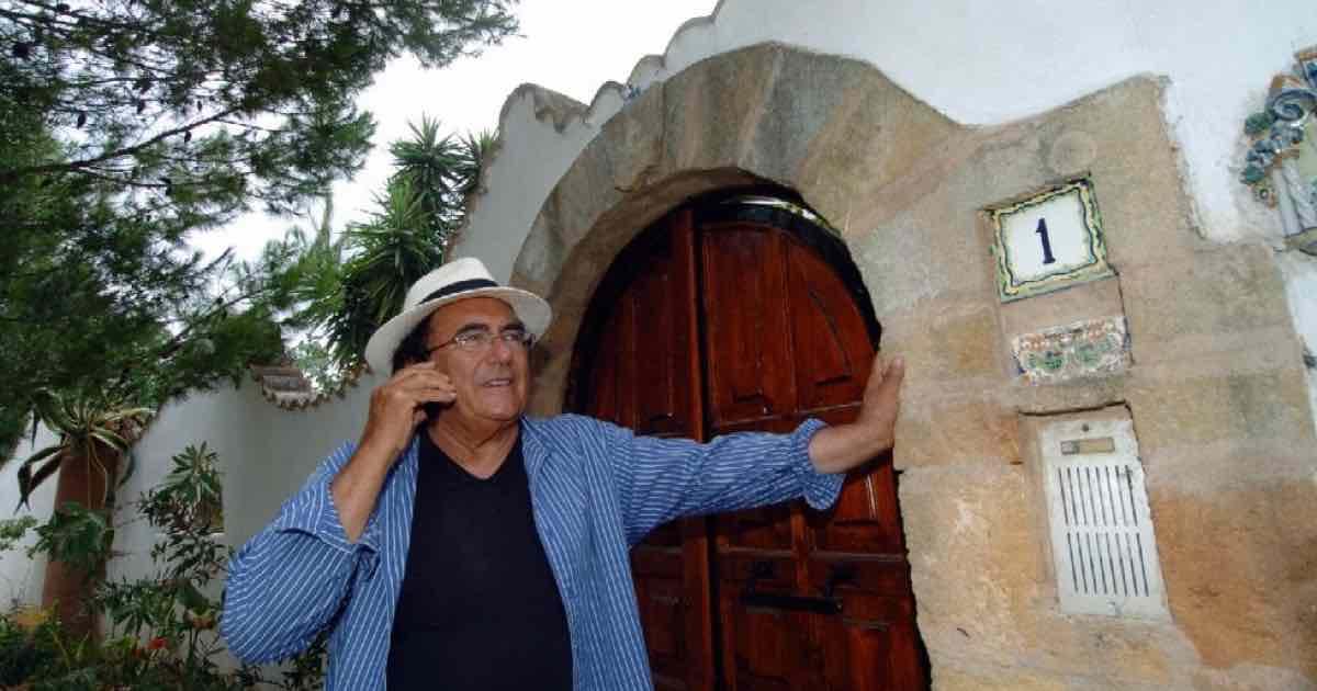 Al Bano ci apre le porte di casa