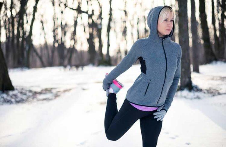 Camminare al freddo