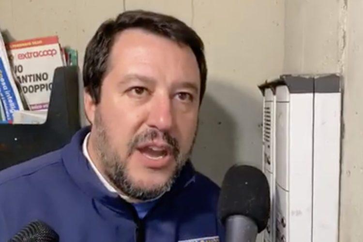 Fabio Volo insulta Salvini