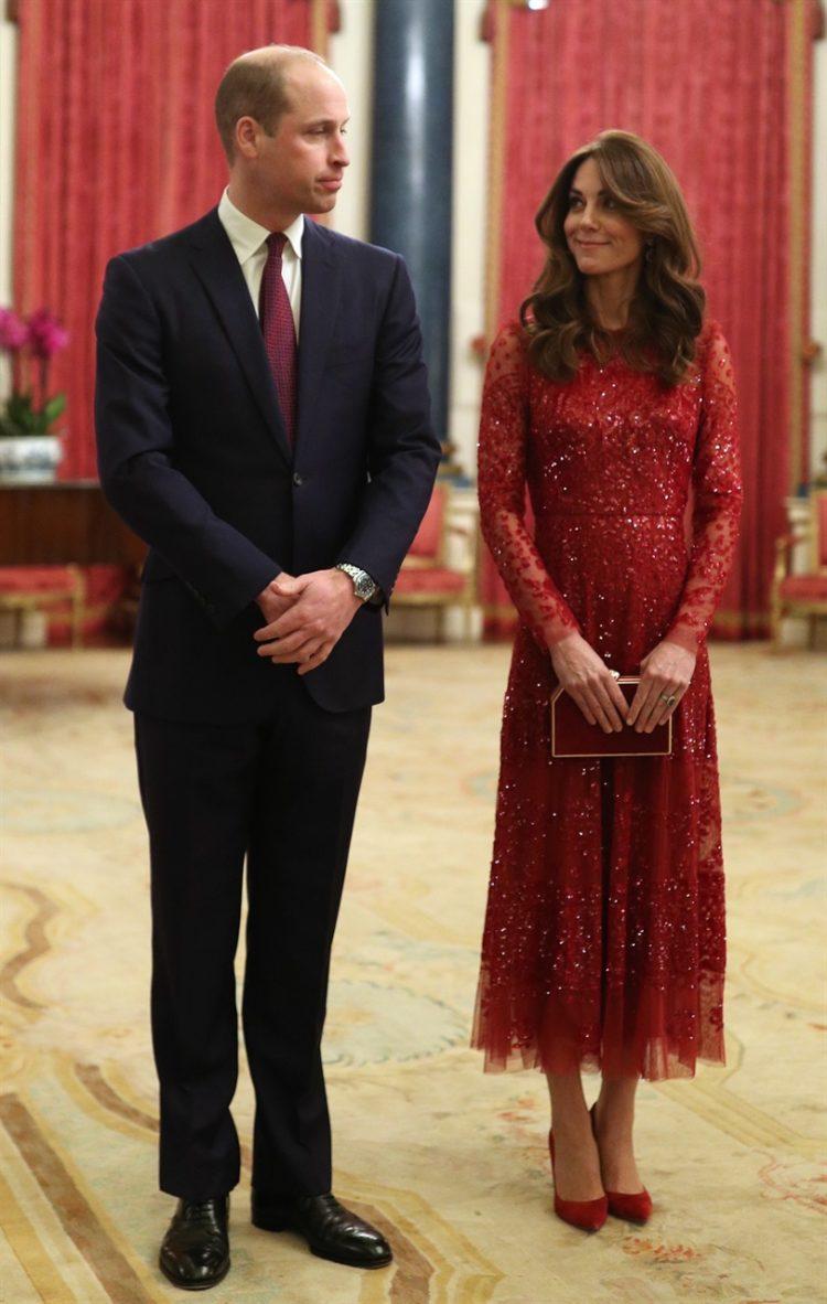 Kate Middleton è raggiante