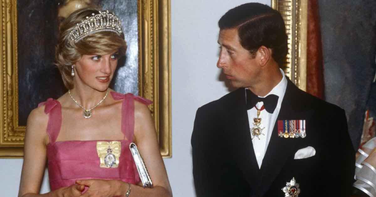 Lady Diana, gli amanti