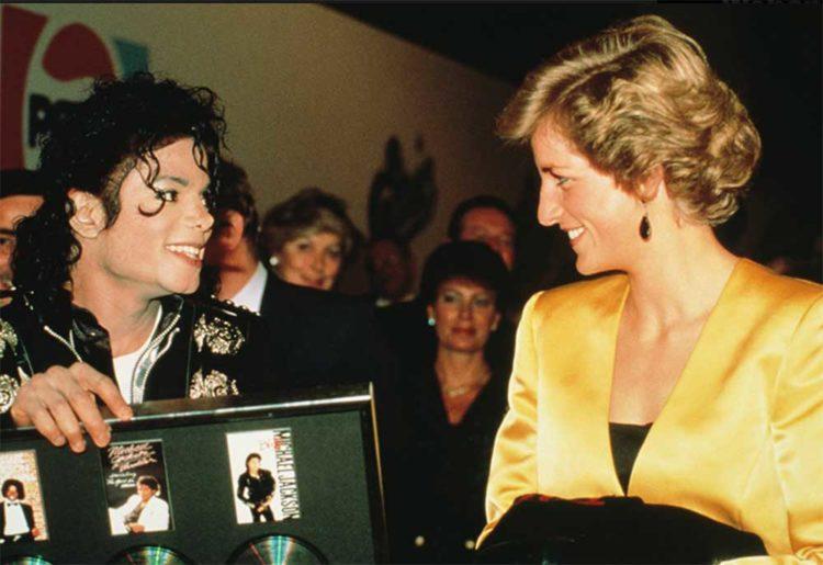 Lady Diana amanti