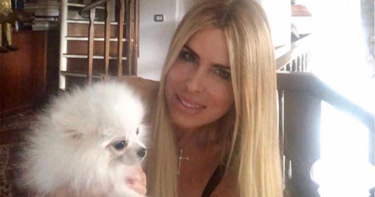 Loredana Lecciso è innamorata